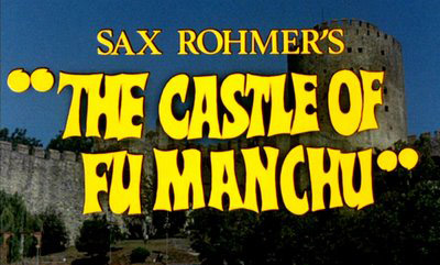 Castle Of Fu Manchu Title Card