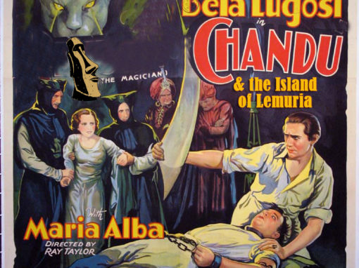 CHANDU AND THE ISLAND OF LEMURIA (1934)