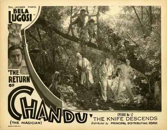 Chandu Lobby Card