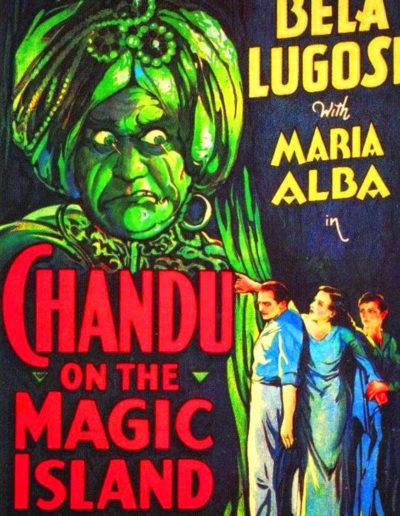 Chandu on Magic Island