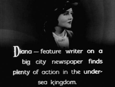 Diana-ActionUndersea Kingdom