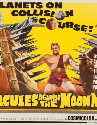 Hercule against MoonMen-Lobbycard