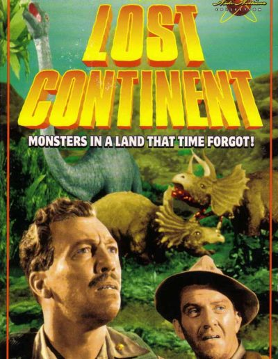 Lost Continent Disk
