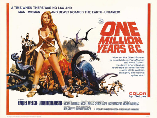 ONE MILLION BC (1940)