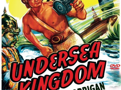 UNDERSEA KINGDOM (1937)