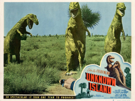 UNKNOWN ISLAND (1948)
