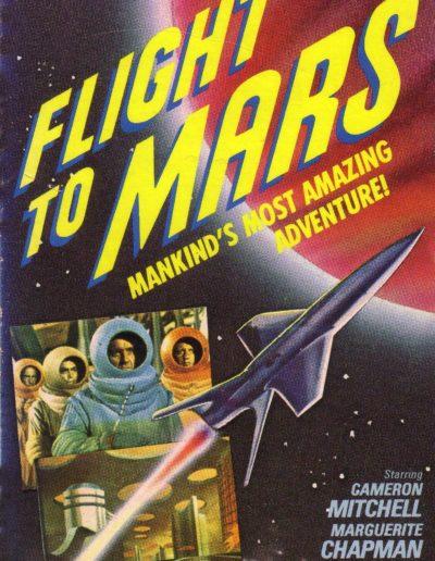 Flight To Mars-Video Cov